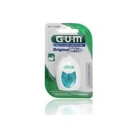 Gum seda dental blanqueadora con cera