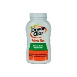 Devor olor desodorante pies polvo 100 g