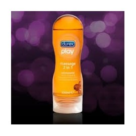 Durex play massage estimulante naranja 200ml