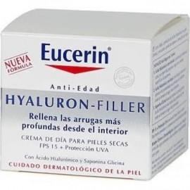Eucerin hyaluron filler crema dia seca 50 ml