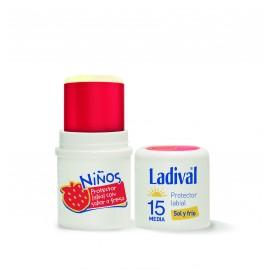 Ladival stick labial niños fps15 - Sabor a fresa