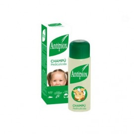 ANTIPIOX CHAMPU ANTIPIOJOS 150 ML