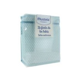 MUSTELA BOLSA ISOTERMICA AZUL PRODUCTOS