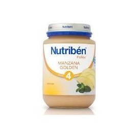 Nutriben manzana 200 g junior