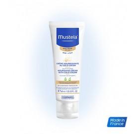 Mustela crema al cold cream nutriprotector 40 ml