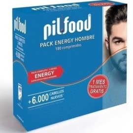 PILFOOD PACK ENERGY HOMBRE 180 COMP