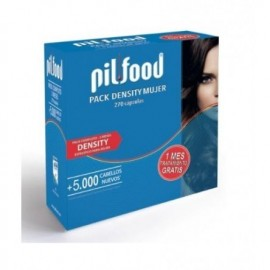PILFOOD PACK DENSITY MUJER 270 COMP
