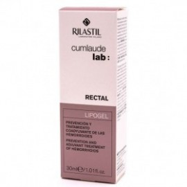 RILASTIL CUMLAUDE LAB: LIPOGEL RECTAL 30 ML