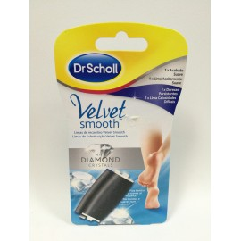 DR SCHOLL VELVET SMOOTH RECAMBIO MIXTO