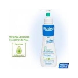 Mustela gel lavante al cold cream nutriprotector