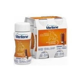 Meritene activ 125 ml 4 bot chocolate