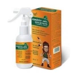 Neositrin 100 % spray antipiojos gel liquido 100