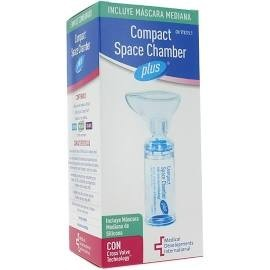 COMPACT SPACE CHAMBER PLUS CAMARA DE INHALACION