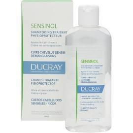Sensinol champu cabello sensible y fragil ducray
