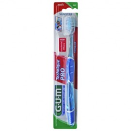 Gum cepillo dental adulto 525 suave