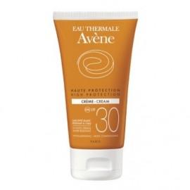 Avene 30 sun crema piel seca 50ml