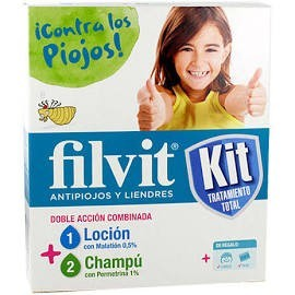 Filvit kit 100 ml + 100 ml