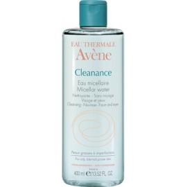 Avene cleanance agua limpiadora 400ml