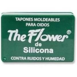 Tapones oidos silicona The Flower