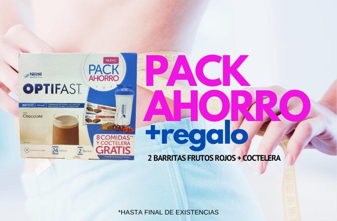 Optifast - Pack Ahorro